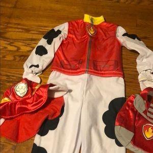 PJ Masks 4-5 year old costume
